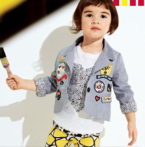 DVF Toddler Jacket for GAP