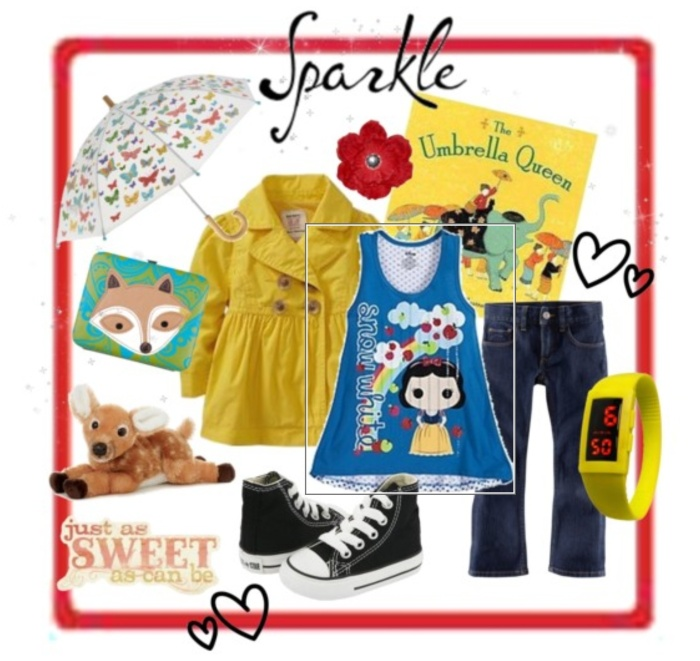 Toddler Trend Tuesday | vol. 1 | Snow White